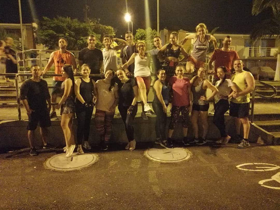 Gym Al Parque Villa Verde Entrenamiento Funcional Al Aire Libre