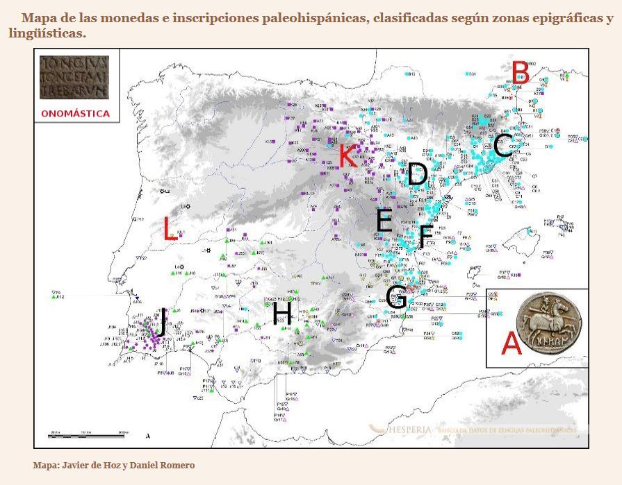 Hesperia. Banco de datos de lenguas paleohispánicas 2015-06-14 00-44-28