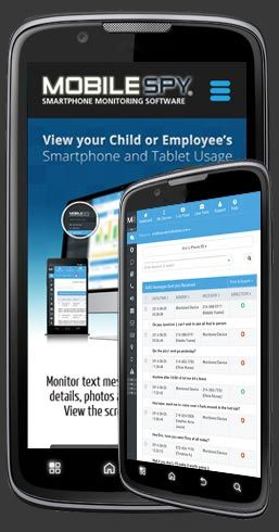Read spouse's kid's or employee's text messages. Also GPS