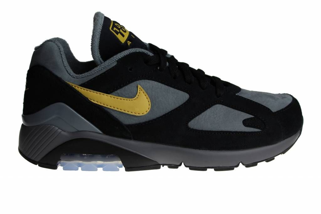 huge selection of 3c6c9 ba822 Nike Air Max 180 heren sneakers. De geliefde Air Max 180 is dit keer  uitgebracht