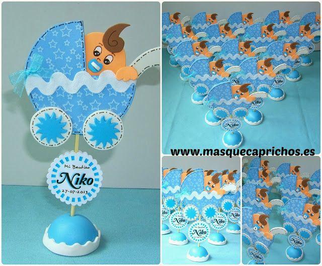 Detalles para el bautizo de niko especial bautizos - Detalles para baby shower ...