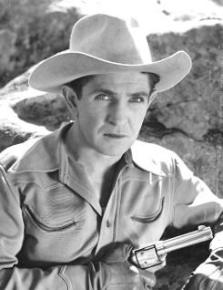 BOB STEELE 1930's and 40's Cowboy movie star. I remember those ...