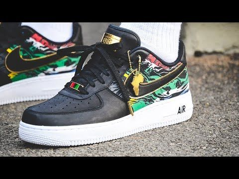 Pin by Tony P Johnson on ✔️NIKE AIR FORCE 1️⃣S in 2019