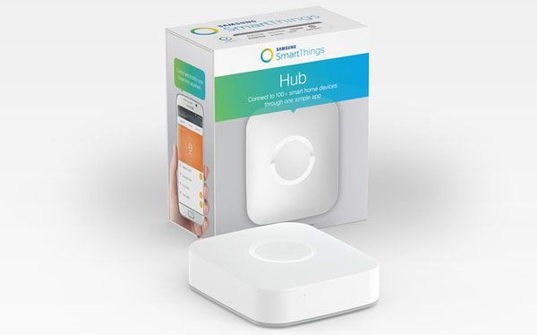 Samsung SmartThings Hub 99 Requires an