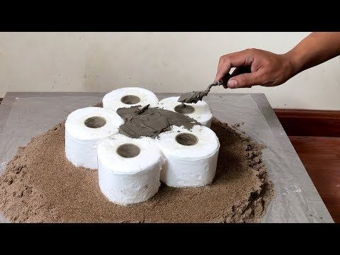 DIY - AMAZING IDEAS WITH CEMENT - How to Make Your Wife Happy - YouTube #bible