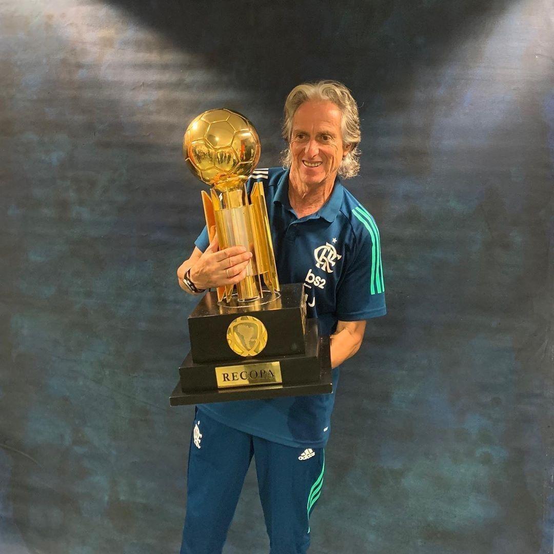 Flamengo Campeão Recopa! em 2020 Campeão, Flamengo