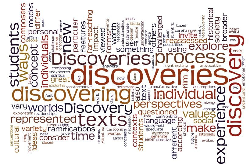 10 Quotes On Discovery For Hsc English: Children's And Young Adult