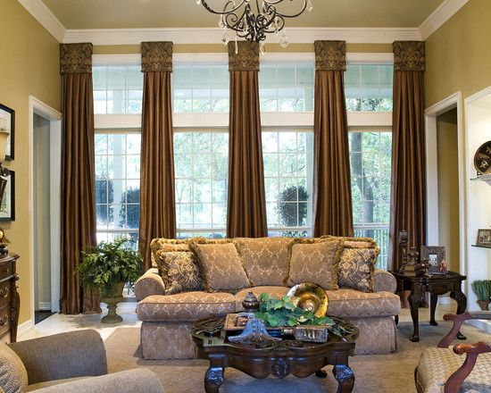 Curtains Ideas curtains for casement windows : 17 Best images about Two Story Window Treatments on Pinterest ...