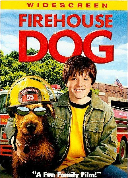 Firehouse Dog Was My Favorite Movie When I Was A Little Girl Dog