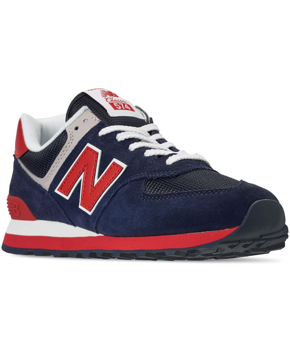 New Balance Men's 574 Americana Casual Sneakers from