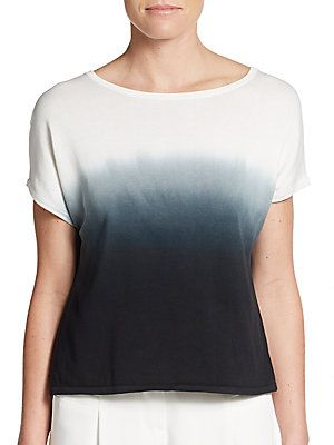 Oden Dip-Dyed Top