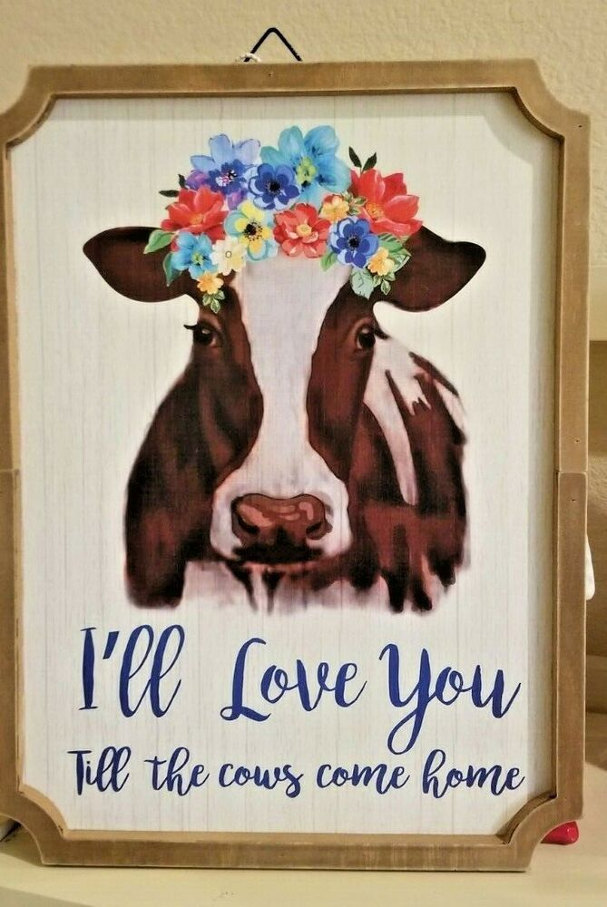 Download NEW! PIONEER WOMAN I'LL LOVE YOU TILL THE COWS COME HOME ...