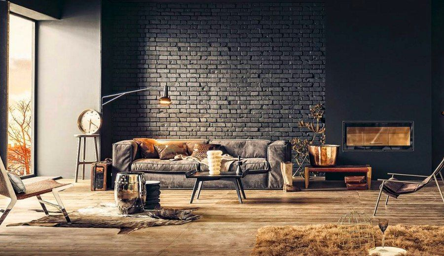 17 Surprisingly Versatile Interior Brick Wall Designs Part 41