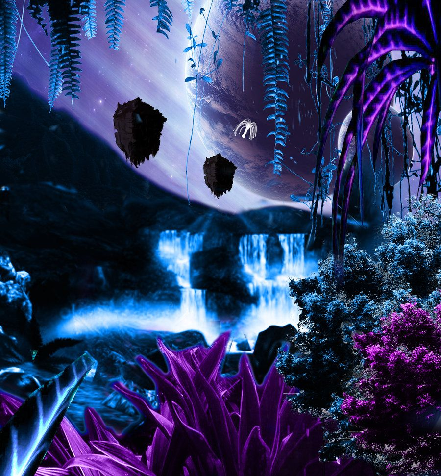 1000 Images About Avatar Movie On Pinterest: Avatar Scene -- Welcome To Pandora! I Wish I Had A World