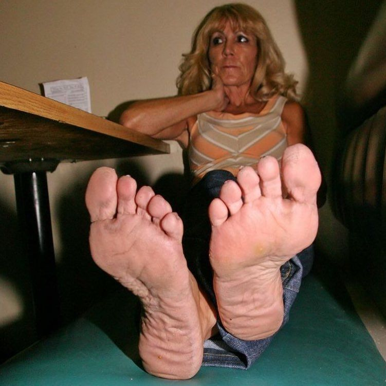 Makes good best mature footjob need