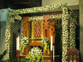 VISITA IGLESIA: Prayers before the Altar of the Repose