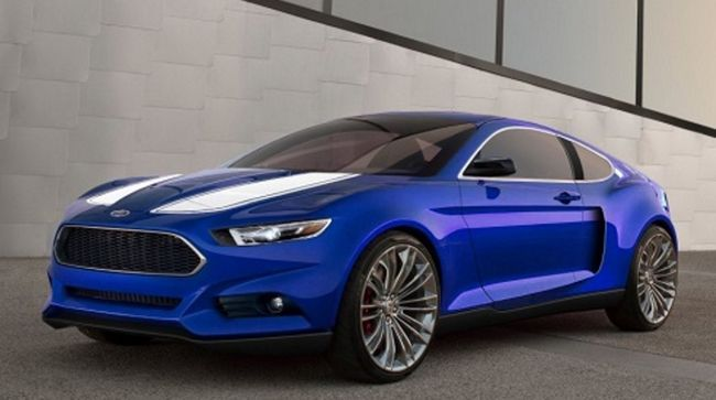 2018 Ford Capri Might Be Based On Ford S Cd4 Platform Ford Capri Ford Future Ford