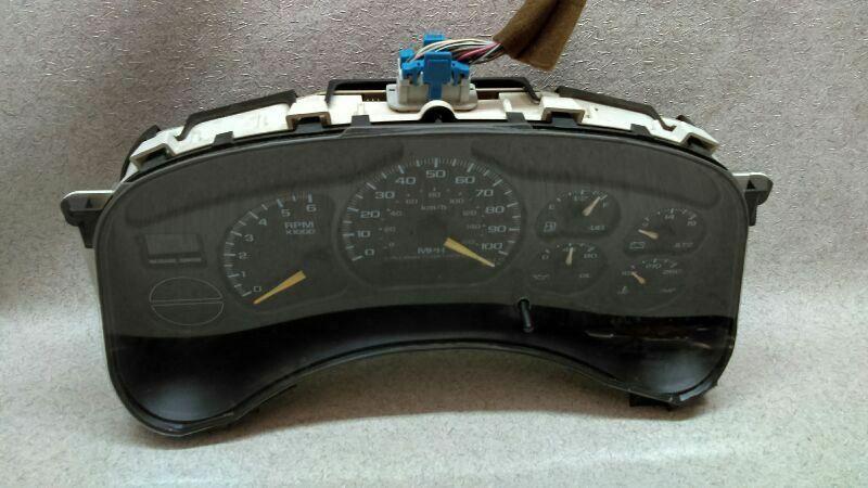 Speedometer Instrument Cluster 9362995 Fits 99 Gmc Sierra Pickup