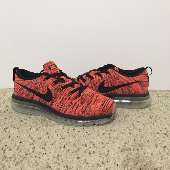 nike flyknit air max mens running shoe $225