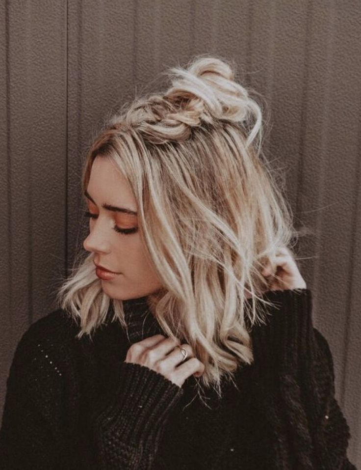 Fishtail Braids,   Whether you are a fishtail braid newbie or looking for something a little more advanced, check out five of our favorite tutorials for nailing the ..., Braids Hairstyles #sideBraided # fishtail Braids cornrows
