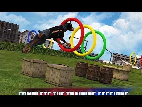 Stunt Dog Simulator 3D   Virtual animal games   Dog games