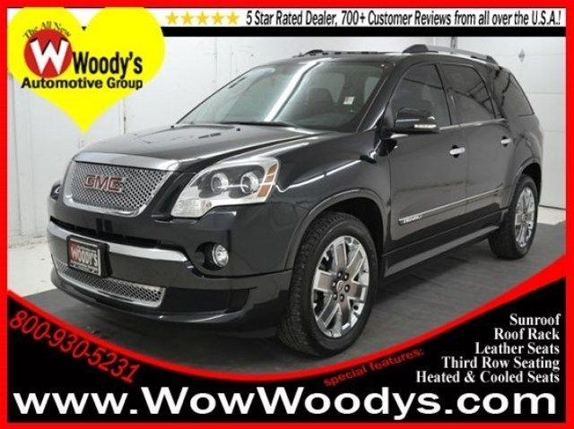 2011 Gmc Acadia Carbon Black Metallic 32 995 Automotive Group