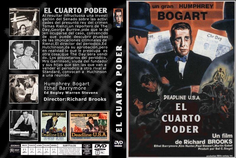 El cuarto poder (1952), descargar y ver online. Película de ...
