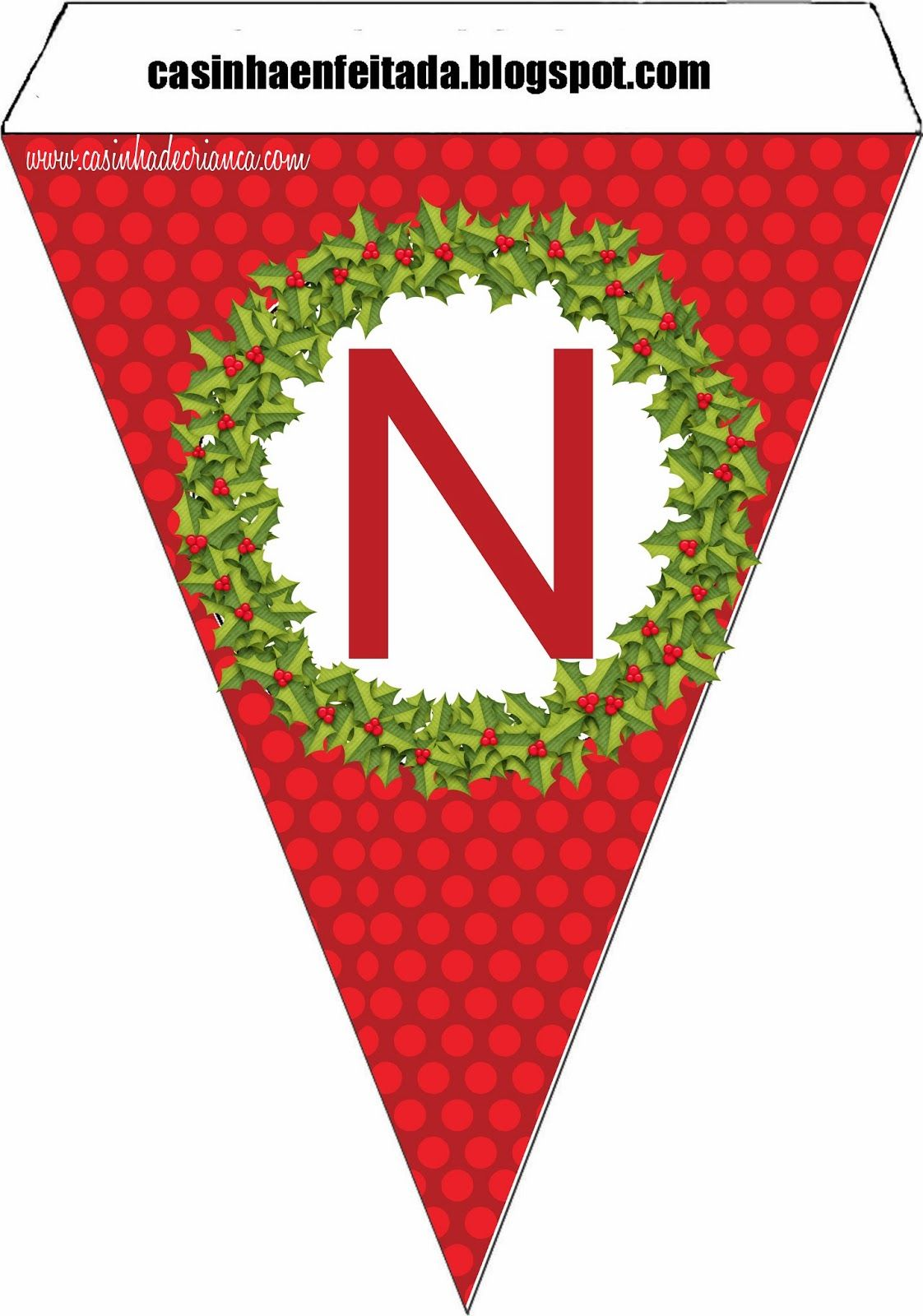 Kit Festa Natal Para Imprimir Grátis Festa De Natal