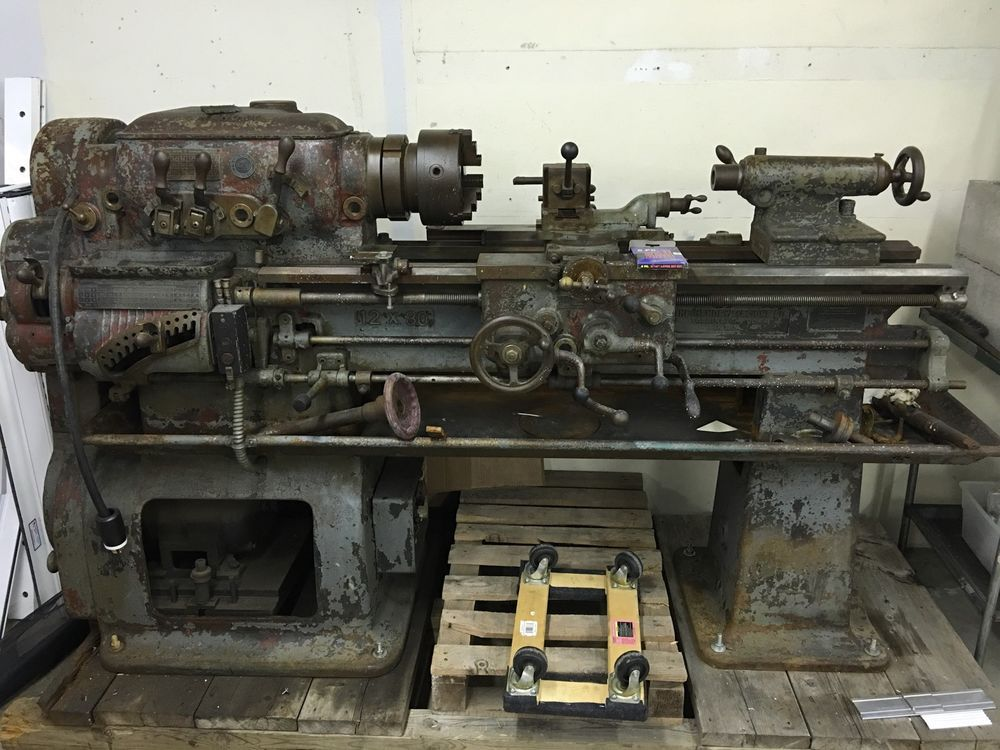 Hendey Lathe For Sale
