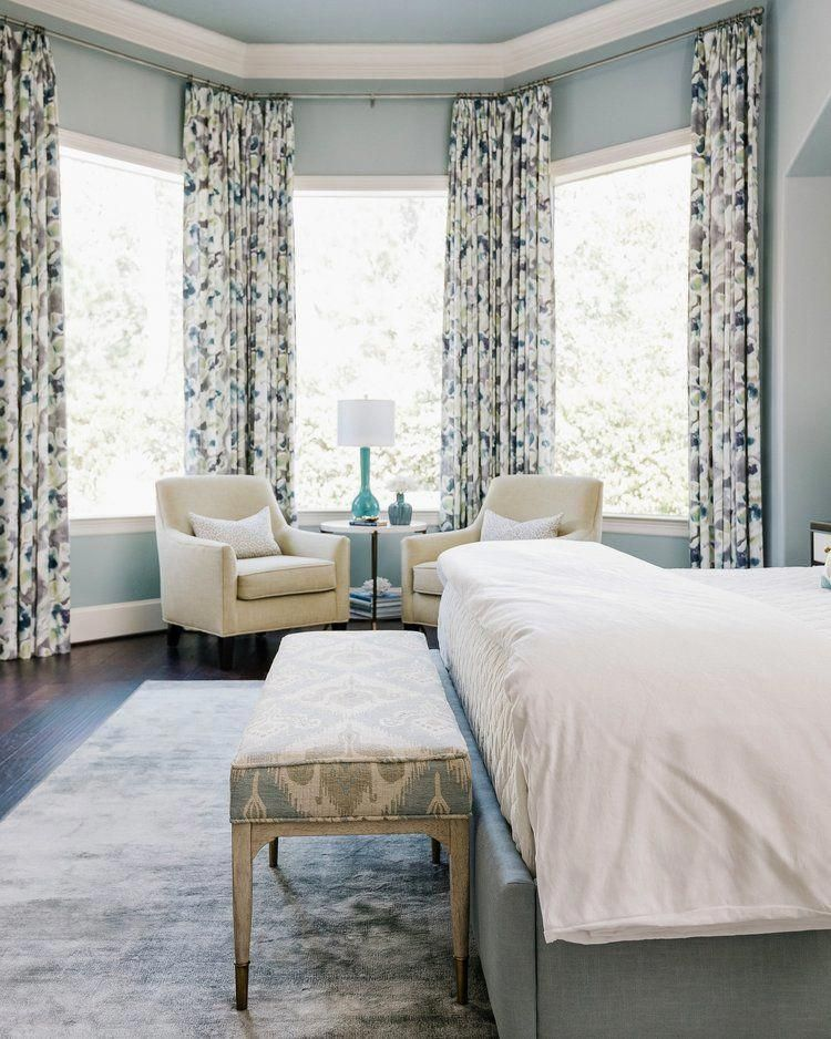 Best Luxurious Blue Master Bedroom Retreat Carla Aston 640 x 480