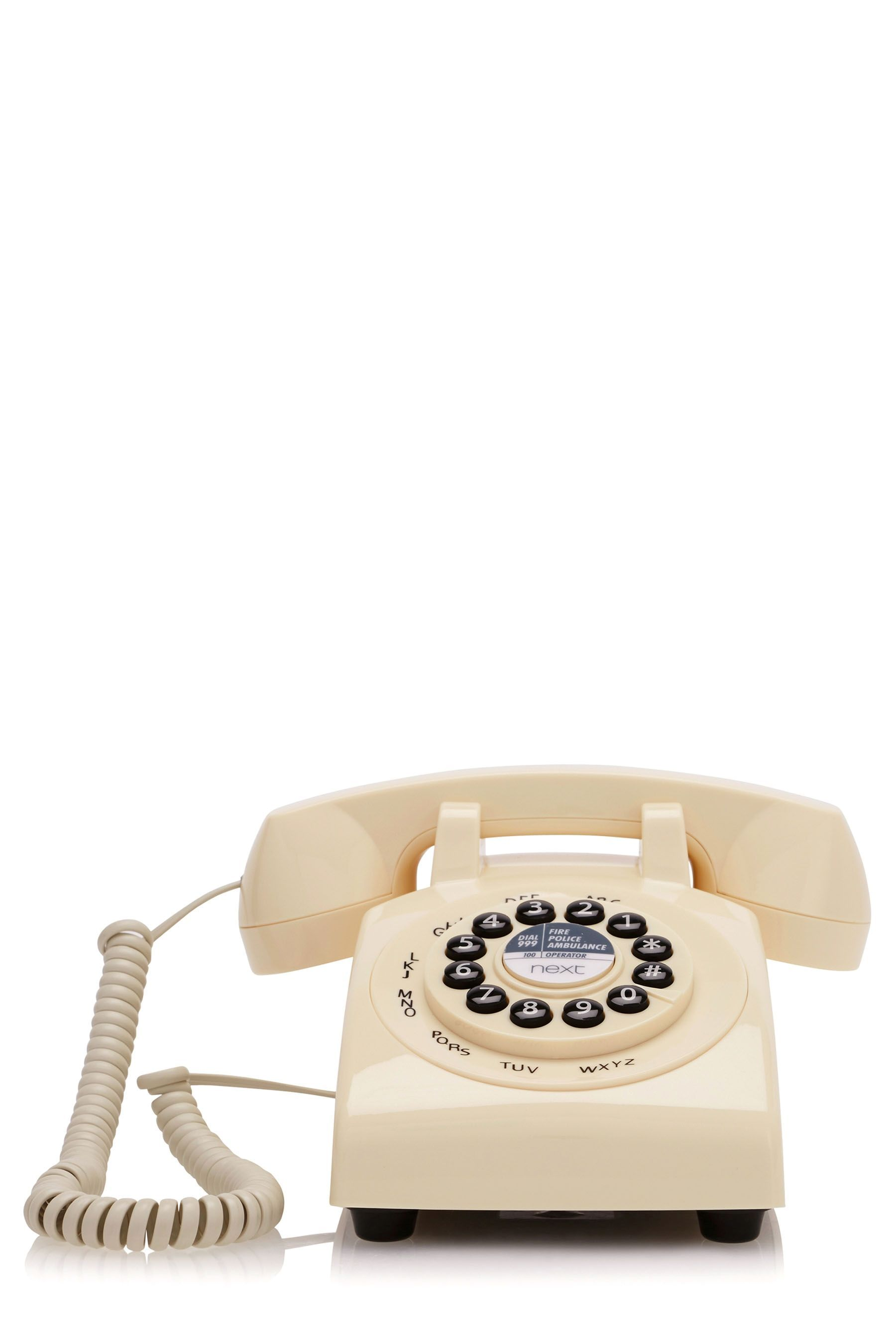 Buy Next Classic Cream Telephone from the Next UK online shop