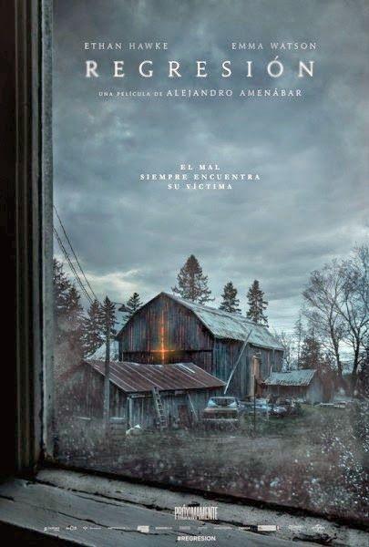Sinopsis Film Regression 2015 Film Horor Terbaik Horror Movie Posters Film Thriller