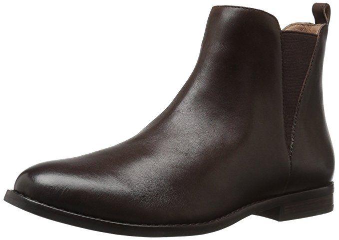 9118e24fecaa0 206 Collective Women's Ballard Chelsea Ankle Boot, Chocolate Brown, 8.5 B US