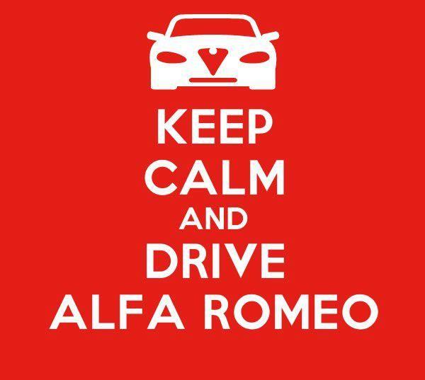 Alfista forever ;-)