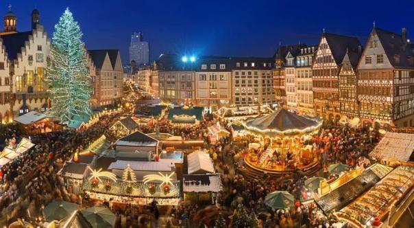 Germany Christmas.Rothenburg Ob Der Tauber For Christmas Markets Xl 6673 Tp