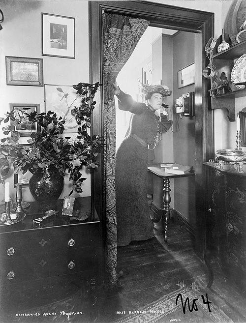 Blanche Bates, 1902