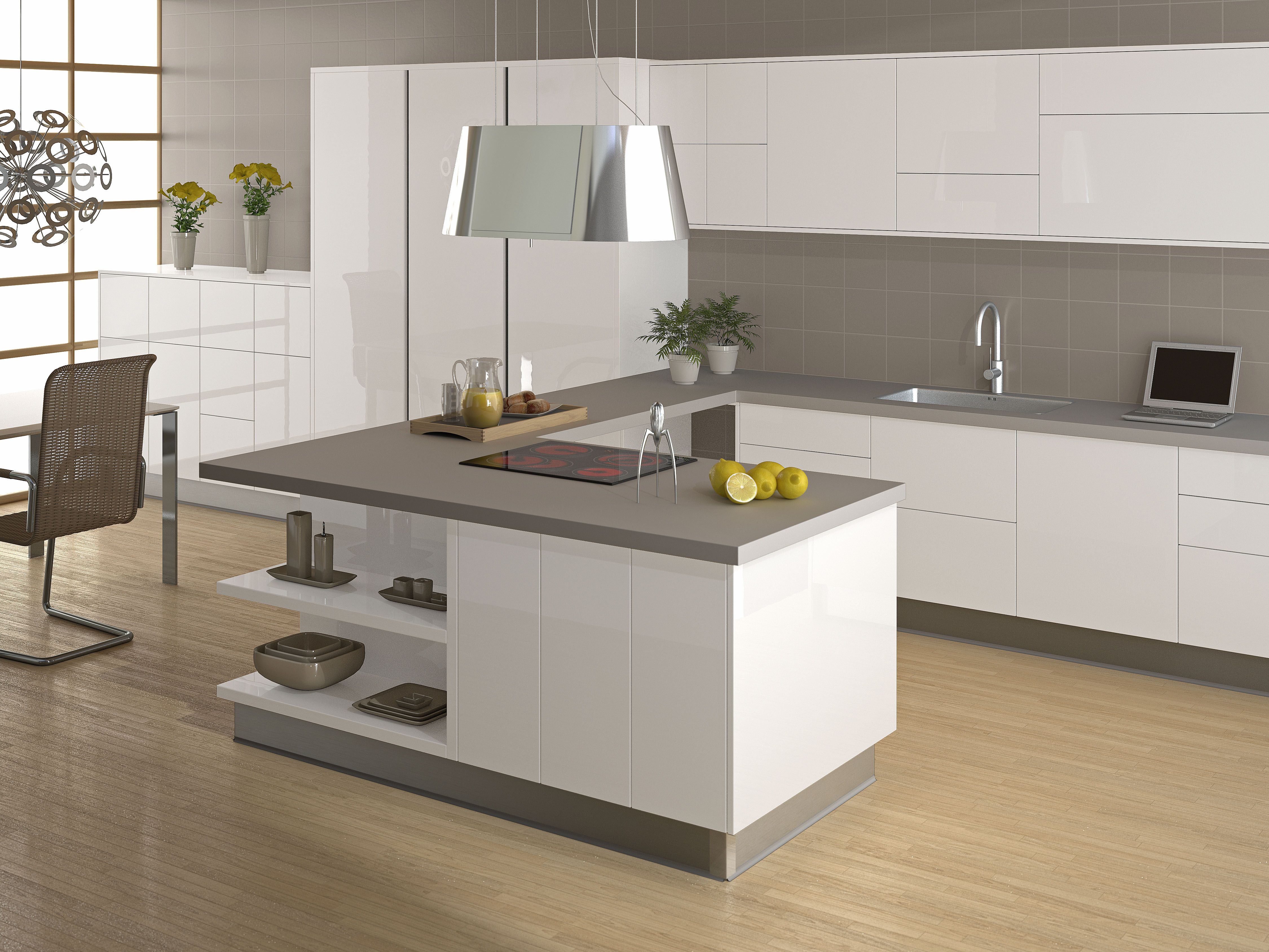Cocinas modernas buscar con google cocinas pinterest for Cocinas integrales inteligentes