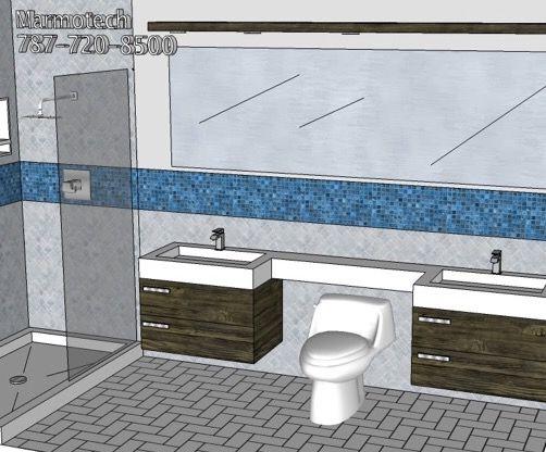 Pin by Baños Marmotech on BATHROOM: 5x11   Bedroom design ...