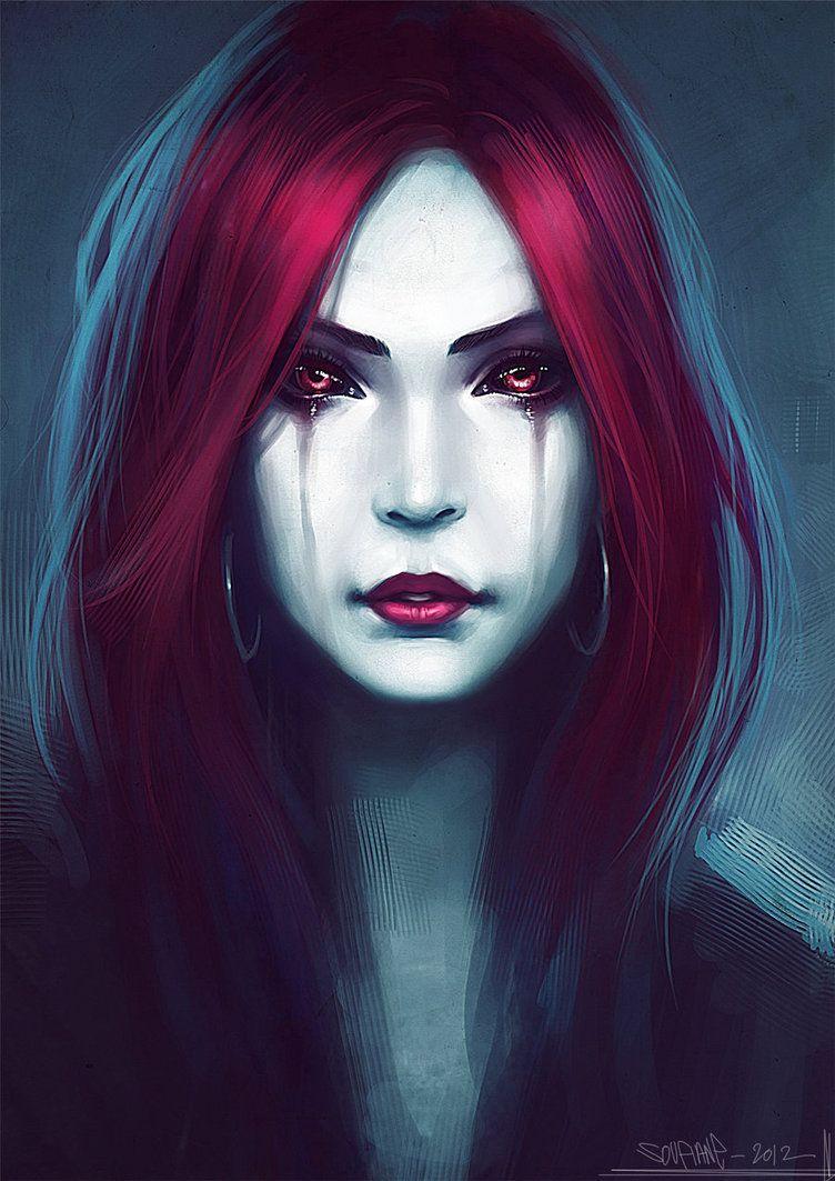 Gothic Vampire 2 By StreetX222