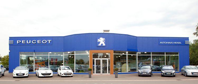 Peugeot Autohaus Heisel Gmbh Co Kg In Merzig Trierer Straße 240