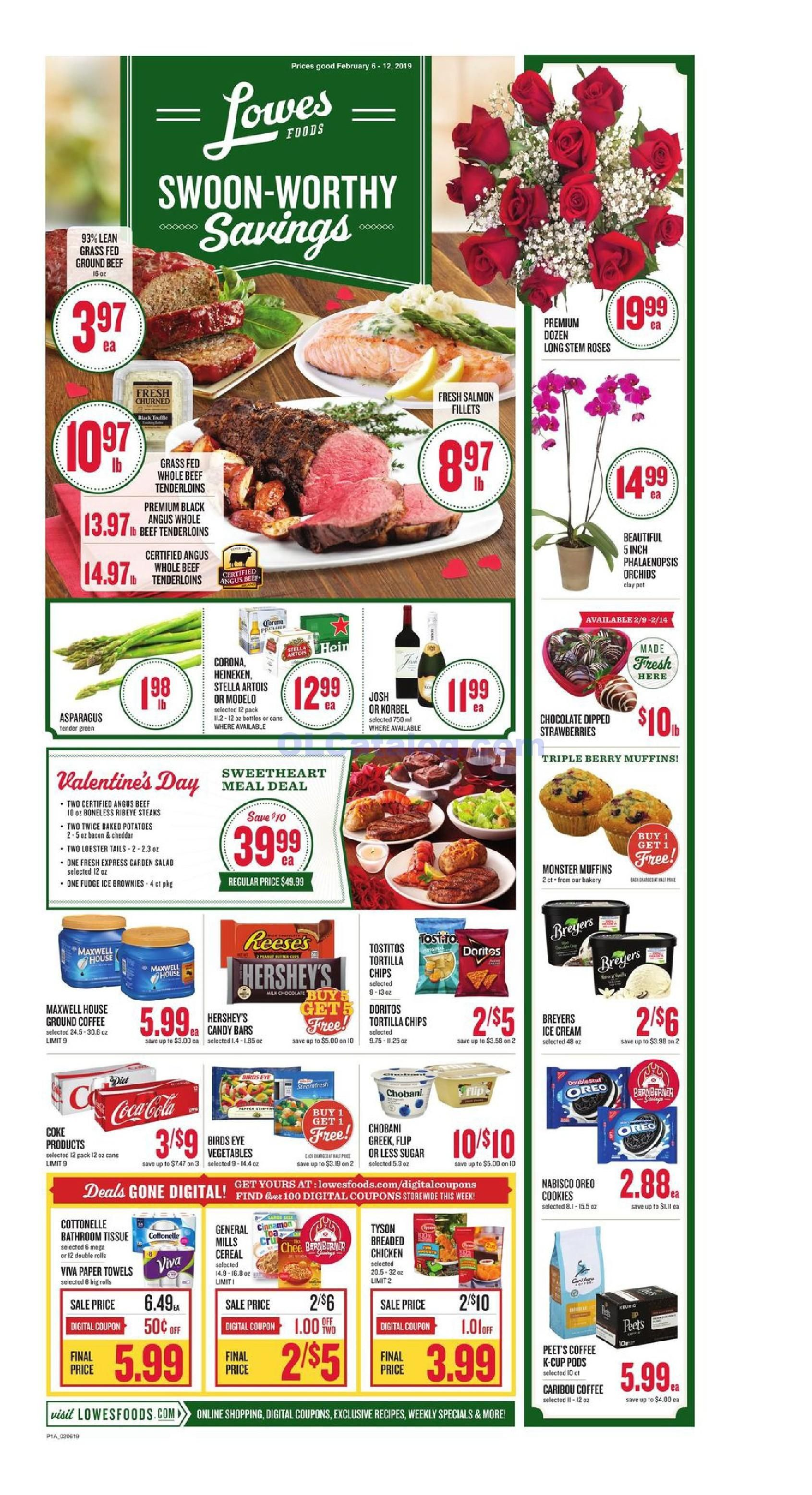 Lowes Foods Weekly Ad July 24 30, 2019
