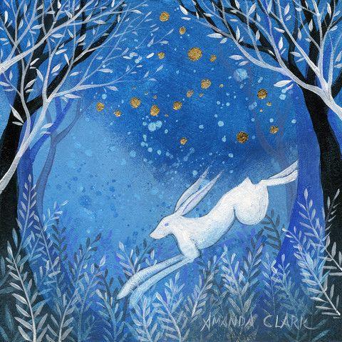 Cobalt Sky by Amanda Clark