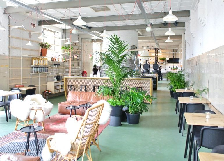 hoog vuur amersfoort   interior & exterior   restaurant, outdoor