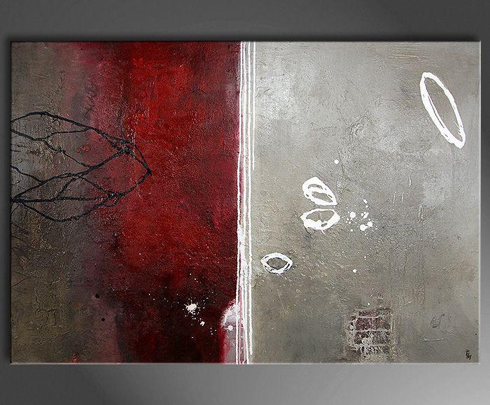 Abstrakte Bilder Auf Leinwand abstrakte bilder auf leinwand moderne galeriekunst klos