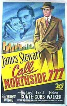 "Call Northside 777. ""It came in at nearly 2 hours, a long film for 1948. Jimmy Stewart plays Jimmy Stewart. He's smart, clever, and always gets his man."" - Eric Follow along. Join the challenge! #365daymoviechallenge #thegrandgeekgathering #CallNorthside777 #filmnoir #JimmyStewart"