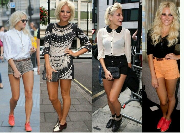 Achieve Beautiful Silky-smooth Legs Like Pixie Lott With