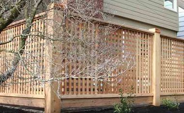 Berm Landscaping Ideas Privacy Screens