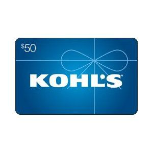 Win a $50 Kohls gift card! Ends Dec 11 at 11:59 pm. Enter at http://www.couponsandfreebiesmom.com/2012/10/giveaway-win-a-free-50-kohls-gift-card.html