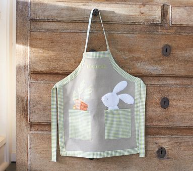 Easter Apron #PotteryBarnKids