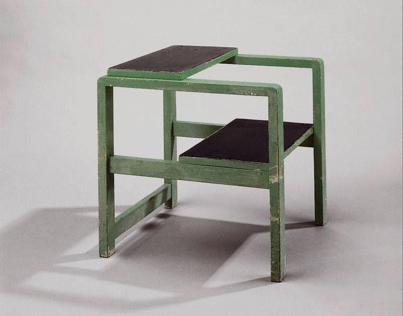 Erich Dieckmann banc pour enfant, vers 1925 インテリア, 家具